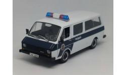 Полицейские Машины Мира №44 - РАФ-22038, журнальная серия Полицейские машины мира (DeAgostini), scale43