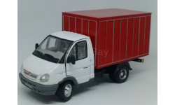 Газель фургон, Bauer, масштабная модель, Bauer/Cararama/Hongwell, 1:50, 1/50