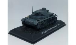 Танки Мира. Коллекция №2 Pz. Kmpf. IV Ausf.F1, журнальная серия Танки Мира 1:72, 1/72