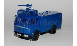 Berliet GBK80 Fourgon-Pompe Gendarmerie, масштабная модель, 1:43, 1/43