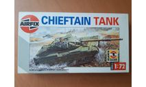 Chieftain tank, сборные модели бронетехники, танков, бтт, Airfix, scale72