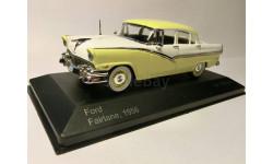 Ford Fairlane 1956. Whitebox 1/43, масштабная модель, scale43