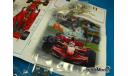 Ferrari F2007 Winner Kimi Raikkonen TMK 365 1/43 Tameo Kits**, масштабная модель, 1:43