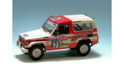 Gaffe TOYOTA LJ 73 Proto Paric Dacar 1989 Kit #2501