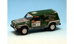 Gaffe NISSAN PATROL T2 Pirelli Paric Dacar 1997 Kit #2507