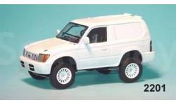 TOYOTA Serie 90 T1 Dakar 2001г. Gaffe Kit 1/43 #2201