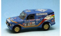 Gaffe RANGE ROVER Telefunken Paric Dacar 1988 Kit #8803
