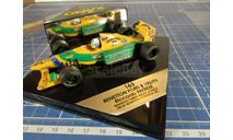 F1 Benetton Ford B192/93 1/43 ONYX, масштабная модель, 1:43