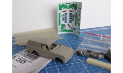 Gaffe Range Rover Mako Dacar 88 Kit, масштабная модель, 1:43, 1/43, Land Rover