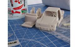Jemmpy Mitsubishi Pajero Dacar 93 Kit #096