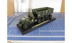 Studebaker US 6 U6 6x4 1/43 МБК