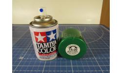 TAMIYA Color TS-20**, фототравление, декали, краски, материалы, 1:43, 1/43