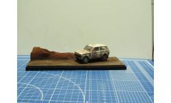 Ваз 2121 НИВА Dakar Kit Gaffe