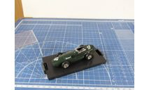 F1 Vanwall GP 1957 1/43 Brumm, масштабная модель, scale43