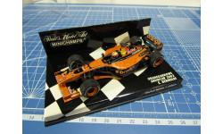F1 - ORANGEARROWS SHOWCAR 2002 E.BERNOLDI