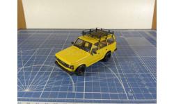 ToyotaCruiser J60 1/43 Смола, масштабная модель, 1:43