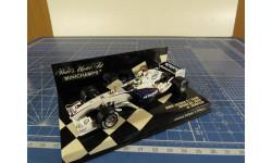 F1 BMW Sauber 2006 Heidfeld 1/43 Minichamps