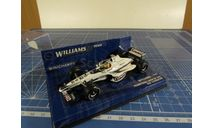 F1 Williams Promotional 2000 Ralf 1/43 Minichamps, масштабная модель, 1:43