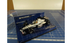 F1 Williams Promotional 2000 Ralf 1/43 Minichamps