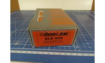 F1 SLK 025 Bar Honda 007 Kit 1/43 Silver Line, масштабная модель, 1:43