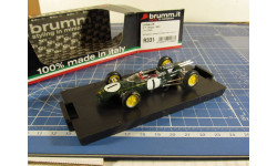 Lotus GP 1963 1/43 Brumm