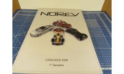 Каталог масштабных моделей Noerv 2009