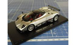 Pagani Zonda F 2005 1/43 Spark, масштабная модель, 1:43