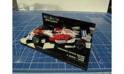 F1 TOYOTA TF108  1/43 Minichamps