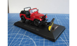 JEEP RENEGADE SNO-WAY 1/43 GM-Art
