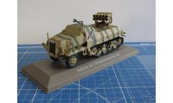 SdKfz 4/1 Panzerwerfer 42  1/43 ATLAS