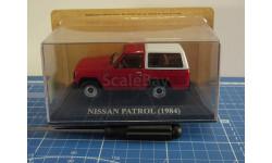 Nissan Patrol 1984 1/43 Altaya