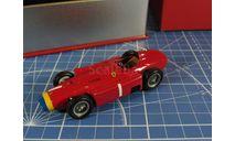 F1 Ferrari D60 1956 1/43 IXO, масштабная модель, 1:43, IXO Ferrari (серии FER, SF)
