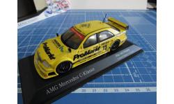 AMG Mercedes C-Klass DTM 1/43 Minichamps