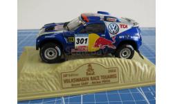 Volkswagen Touareg Dakar 1/43 Norev