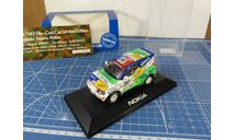 Mitsubichi Pajero Dakar NOKIA 1/43 IXO, масштабная модель, Mitsubishi, DeAgostini Rally Car Collection (by IXO), 1:43