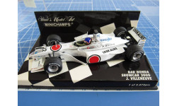 F1 -BAR HONDA  1/43 Minichamps