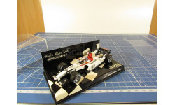 F1 BAR Honda 2004 Sato  1/43 Minichamps