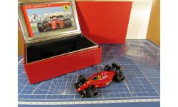 F1 Ferrari F190 1/43 Hot Wheels / IXO-, масштабная модель, scale43