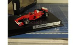 F1 Ferrari F1-2000 1/43 Hot Wheels, масштабная модель, scale43