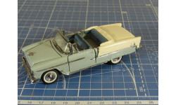 Chevrolet Bel Air Convertible 1957 1/43 Franklin Mint Цена Октября!, масштабная модель, 1:43