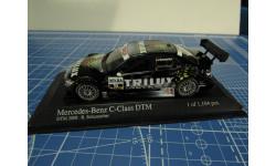 Mercedes C-Class DTM 2008 1/43 Minischamps