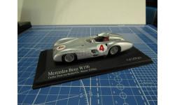Mercedes W196  1/43 Minichamps
