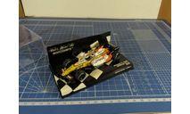 F1 Renault Showcar 2006 1/43 Minichamps, масштабная модель, 1:43