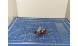 Трактор Фордзон-Путиловец  1/43 Моделстрой