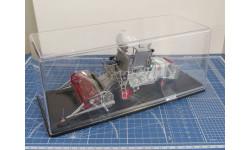 Комбаин Claas 1/43 Schuco Ремонт, масштабная модель, scale43