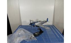 Истребитель P-41D Mustang 1/48 Hobby Master, масштабные модели авиации, scale48