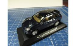 Porsche Cayenne Diesel 1/43