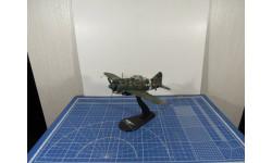 Истребитель Brewster B339C 1/48 Hobby Master, масштабные модели авиации, 1:48