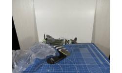 Истребитель Spitfire IXc 1/48 Hobby Master, масштабные модели авиации, scale48
