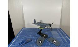 Истребитель F4U-1 Corsair 1/48 Hobby Master, масштабные модели авиации, scale48